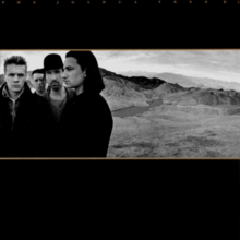 U2 - The joshua tree lyrics
