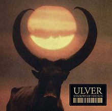 Ulver - Shadows of the sun lyrics