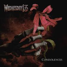 Wednesday 13 Cadaverous lyrics
