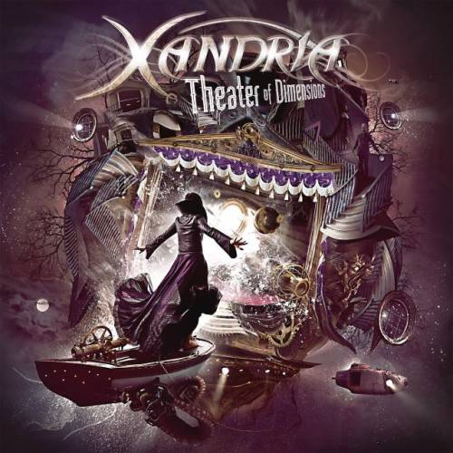 Xandria - Theater of dimensions lyrics