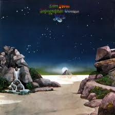 Yes - Tales From Topographic Oceans lyrics