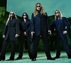 Megadeth mixing new album
